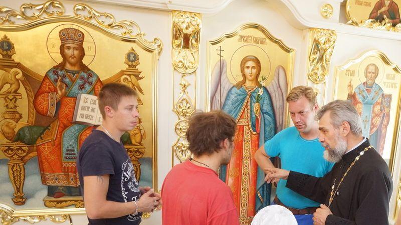 Палехские мастера изготовят церковную утварь и распишут своды Спасского храма