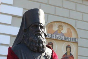 В Анге состоялся праздник в честь святителя Иннокентия (Вениаминова)